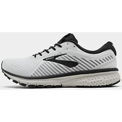 Brooks Men's Ghost 12 Running Shoes in White Size 13.0