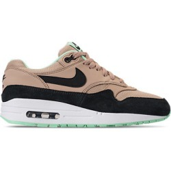 Nike Women's Air Max 1 Casual Shoes, Pink/Black found on MODAPINS from Finish Line for USD $60.00