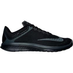 Nike Men's FS Lite Run 4 Running Shoes, Black
