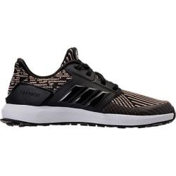 Adidas Boys' Preschool RapidaRun Running Shoes, Black
