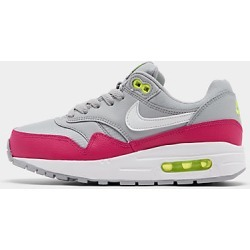 Nike Big Kids' Air Max 1 Casual Shoes, Grey found on MODAPINS from Finish Line for USD $75.00