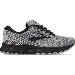Brooks Men's Adrenaline GTS 19 Running Shoes in Grey Size 13.0