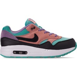 Nike Little Kids' Air Max 1 SE Casual Shoes, Black found on MODAPINS from Finish Line for USD $40.00