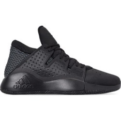 Adidas Men's Pro Vision Basketball Shoes, Black found on MODAPINS from Finish Line for USD $30.00