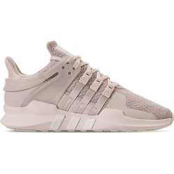 Adidas Women's EQT Support ADV Casual Shoes, White/Brown found on MODAPINS from Finish Line for USD $70.00