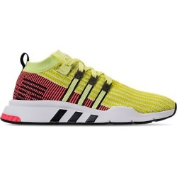 Adidas Men's Originals EQT Support Mid ADV Casual Shoes, Yellow found on MODAPINS from Finish Line for USD $50.00
