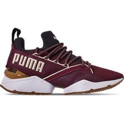 Puma Women s Muse Maia Metallic Casual Shoes 10f44c986