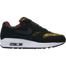Womens Nike Air Max 1 SE NRG - Black/Black/Red found on MODAPINS from Champs Sports for USD $109.99