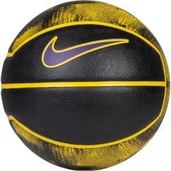 Nike LeBron Playground Basketball - Black/Red