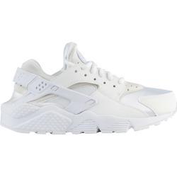 Womens Nike Air Huarache - White/White