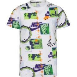 Nike Future Fast AOP T-Shirt - White