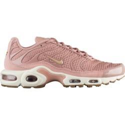 Womens Nike Air Max Plus - Particle Pink/Mushroom/Sail