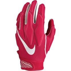 Nike Superbad 4.5 Football Gloves - University Red / University Red / White, Size One Size