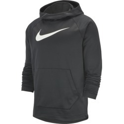 Nike HBR Therma Hoodie - Black / White, Size One Size