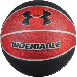 Under Armour Undeniable Outdoor Basketball - Red / Black