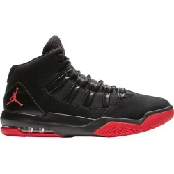 Jordan Max Aura Basketball Shoes - Black / Infrared 23 found on MODAPINS from Eastbay Athletic SportSource for USD $114.99