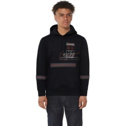 Nike Story Of The Swoosh Club Hoodie - Black, Size One Size