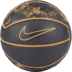 Nike LeBron XIV Playground Basketball - Black / Gold