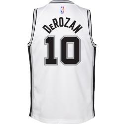 Nike NBA Swingman Basketball Jersey - White - Derozan, Demar