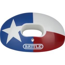 Battle Sports Oxygen Mouthguard - Texas Flag
