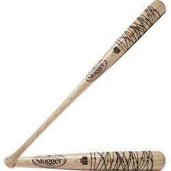 Louisville Slugger Walking Dead Lucille Bat - Brown / Brown found on Bargain Bro Philippines from Eastbay Athletic SportSource for $150.00