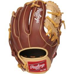 Rawlings Gamer EBG312-7DBC -3/0 Fielder's Glove - Brown / Camel