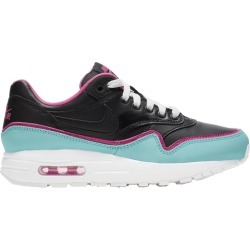 Nike Air Max 1 Running Shoes - Black/Aqua/Fuchsia found on MODAPINS from Footlocker CA for USD $64.73