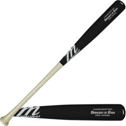 Marucci Bringer of Rain Pro Model Maple Baseball Bat - Natural / Black, Size One Size