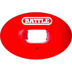 Battle Sports Oxygen Mouthguard - Red / White