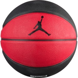 Jordan Mini Basketball - Gym Red / Black / Black
