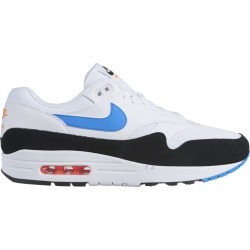 Nike Air Max 1 Running Shoes - White/Blue/Orange found on MODAPINS from Footlocker CA for USD $91.39