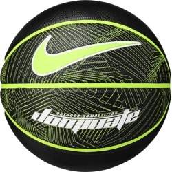 Nike Dominate Basketball - Black / Volt / White