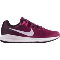Womens Nike Air Zoom Structure 21 - Tea Berry/Iced Lilac/Port Wine