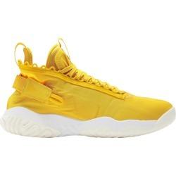 Jordan Proto-React Basketball Shoes - Gold / White