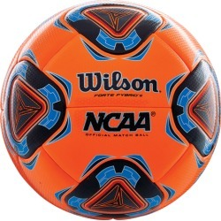 Wilson Team NCAA Forte Fybrid II Soccer Ball - Neon Orange