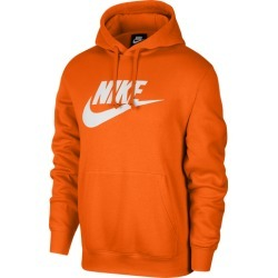 Nike GX Club Hoodie - Magma Orange, Size One Size
