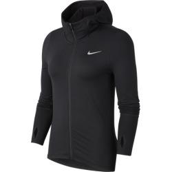 Nike Element Full-Zip Hoodie - Black, Size One Size
