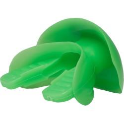 Battle Sports Oxygen Mouthguard - Neon Green / Black