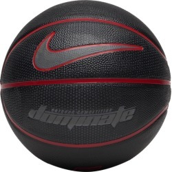 Nike Dominate Basketball - Black / University Red Cool Grey