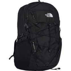 The North Face Borealis Backpack - Black / White