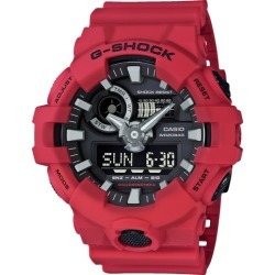 Casio G-Shock XK Analog Digital Watch - Red / Black found on Bargain Bro India from Champs Sports for $99.00