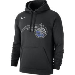 Nike NBA Club Fleece Pullover Hoodie - Orlando Magic - Black, Size One Size