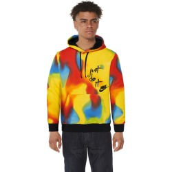 Nike Chi-Dye Pullover Hoodie - color, Size One Size
