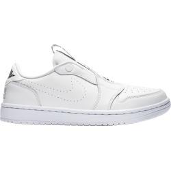 Air Jordan 1 Slip Basketball Shoes - White / Black