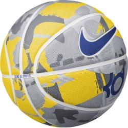 Nike KD IX Playground Basketball - Amarillo / Wolf Grey / White / Rush Blue