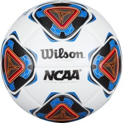 Wilson Team NCAA Forte Fybrid II Soccer Ball - White