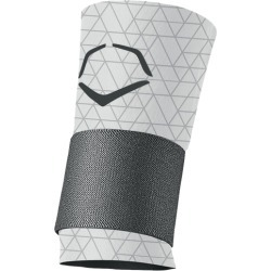 Evoshield Evocharge Compression Wrist w/Strap - White, Size One Size found on Bargain Bro Philippines from Eastbay Athletic SportSource for $17.99