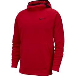 Nike Spotlight Hoodie - University Red / Black, Size One Size