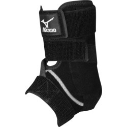 Mizuno DXS2 Ankle Brace - Black, Size One Size found on Bargain Bro India from Eastbay Athletic SportSource for $39.99
