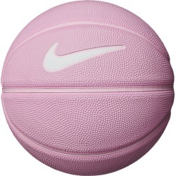 Nike Mini Basketball - Pink Rise / Foam White